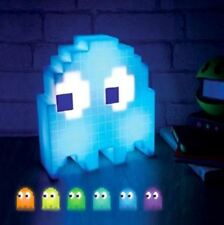 Pac Man Ghost Light USB Powered Multi colored Lamp Paladone Nightlight Party H11