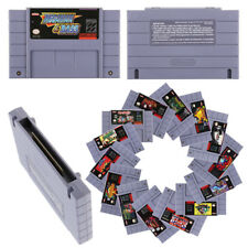 Video Game Cartridge Console Card for Nintendo SNES/SFC Game Console US Version