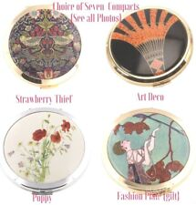 Stratton Powder Compacts. New in Box.  Last of the Strattons Produced.