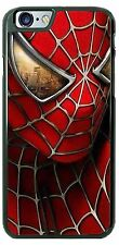 Customized Spiderman Phone Case Cover For iPhone Samsung Htc LG iPod Moto