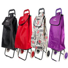 ALL Bags® 2 Wheeled Large Lightweight Waterproof Shopping Trolley Bag