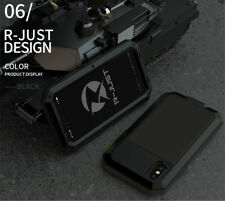 Shockproof Aluminum Metal Armor Waterproof Cover Case For Apple iPhone&Samsung