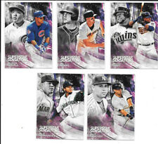 2018 Topps Series 1 Superstar Sensations SP - PICK FROM LIST COMPLETE YOUR SET