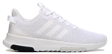 NEW! adidas Men's Cloudfoam Racer TR Sneaker Casual Shoes Black White s1 nmd