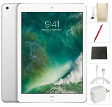 """Apple iPad WiFi/ 4G 2017 model 9.7""""- All Colors  All Sizes + Accessory Bundle"""