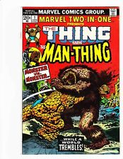 Marvel TWO-IN-ONE - Lot of 11- ISSUES 1-7, 9-12 EXCELLENT CONDITION 8.5 VF+