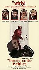 Blame It on the Bellboy (VHS, 1992)