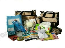 Deluxe Pre-packed maternity/hospital bag/changing bag
