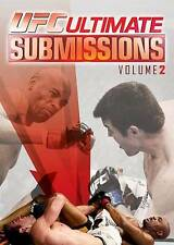Ultimate Fighting Championship: Ultimate Submissions 2 (DVD, 2013) *NEW*