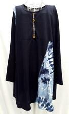 Womens PLUS SIZE 18+20 Winter Long Sleeve TUNIC Dress TOP Multi PRINT Pattern
