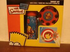 N084 The Simpsons Toiletry Gift set Target set 2005 new and unused Selling a lim