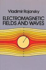 Electromagnetic Fields and Waves PB Very Good Condition Free Shipping
