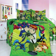 Ben 10 Ultimate Alien kids Single King Quilt/Doona/Duvet Cover Set Pillowcase
