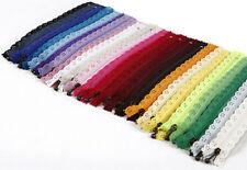 New 24 Colors Zippers for purse or bags manufacture DIY NO.3 Zippers