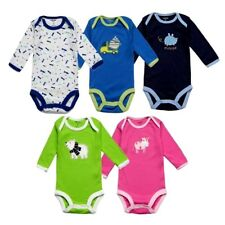 Baby Bodysuits Cotton Girls Clothing Long Sleeve Newborn Clothes Boys Infant Jum