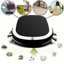 Automatic Robot Robotic Vacuum Cleaner Floor Sweeper Dry Mopping Recharge Lot BE