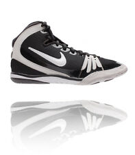 NIKE FREEK MENS WRESTLING SHOES BLACK / WHITE