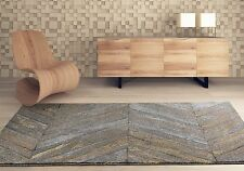 RUG AREA RUG CARPET FLOORING 6057 GREY ABSTRACT CARPET LARGE NEW AREA RUG