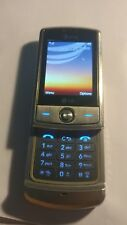 LG Shine CU720 - Silver (AT&T) Cellular Phone