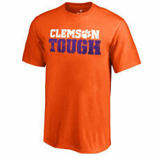 Fanatics Branded Clemson Tigers Youth Orange Hometown Collection Clemson Tough