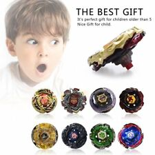 4D Fusion Top Metal Master Rapidity Fight Rare Beyblade Launcher Grip Sets BS