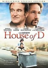 House of D (DVD, 2005) Widescreen Special Edition, Robin Williams-Free Shipping