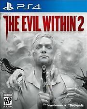 The Evil Within 2 - PlayStation 4 Standard Edition Brand New/Sealed~FREE SHIP!!