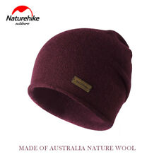 Winter Hat Cap Wool Beanie Warm Camping Women Knit Ski Unisex Knitted Outdoor
