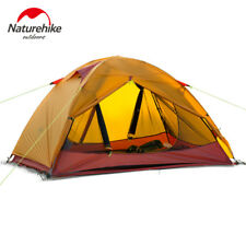 Travel Camping Tent Portable Hiking Backpackers Ultralight Outdoor Dome Diagonal