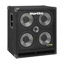 "NEW HARTKE 4.5XL 4X10"" BASS CABINET WITH 5"" HIGH-FREQUENCY SPEAKER"