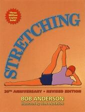 Stretching by Bob Anderson (2000, Paperback, Revised)