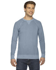 Authentic Pigment - Mens French Terry Crew-AP205