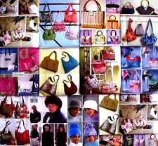 Butterick Sewing Pattern Handbags Purses Totes Bags Accessories You Pick