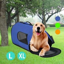 Foldable Pet Carrier Dog Cats Soft Crate Portable Dog Cage Travel Booster Bag RL