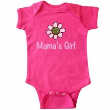 Inktastic Mama's Girl Infant Creeper Mothers Day Baby Moms Mom Gift One-piece