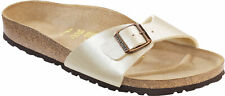 Birkenstock Madrid Birko-Flor Womens Shoes Slides Sandals Mules footbed - NEW
