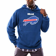 Majestic Buffalo Bills Royal Critical Victory Pullover Hoodie