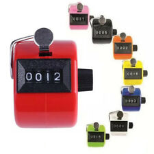 Digital Finger Ring Tally Counter Hand Held Knitting Row counter 4 Digit Number