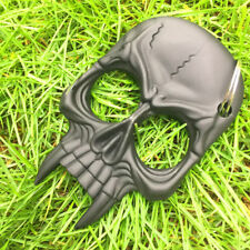 Skull-Self-Protect Tools Portable Key Chain Outdoor Travel Safe Women Girl