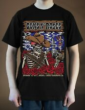 GUNS N' ROSES Band Logo ver. 3 T-Shirt  (Black) S-5XL