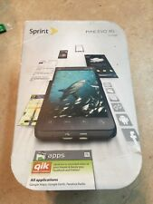 HTC EVO™ 4G Sprint BLACK SMART PHONE 1 GB