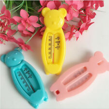 Cartoon Floating Lovely Bear Baby Water Thermometer, Kids Bath Thermometer Toy