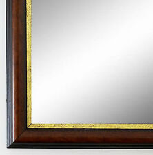 Dressing Room Mirror Brown Gold BERLIN ANTIQUE VINTAGE 2,3 - ALL SIZES