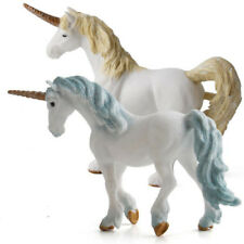 Quality Exquisite Animal Fairy Tale Mythical Unicorn Flying Horse Model Figures