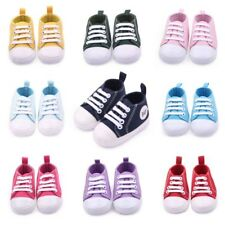 Toddler Newborn Infant Baby Sneakers Boy Girl Casual Soft Sole Crib Shoes 0-18M