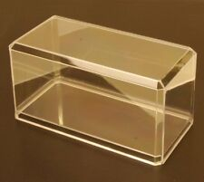 ACRYLIC DISPLAY CASE FOR 1/24 SCALE DIECAST MODEL TOY CARS BY LINDBERG PP094C