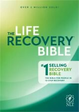 The Life Recovery Bible NLT (Hardback or Cased Book)
