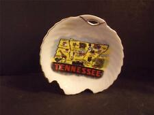 VINTAGE TENNESSEE SOUVENIR PLATE DISH LEAF SHAPED JAPAN  (CH)