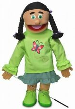Silly Puppets Jasmine (Hispanic) 25 inch Full Body Puppet SP2861C