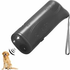 LED Ultrasonic Dog Repeller Trainer Device Anti/Stop Barking Control Ultrasonic